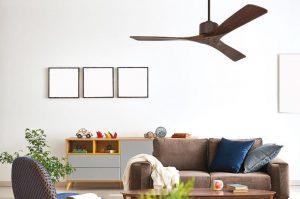 ventilateur plafond en bois design macau
