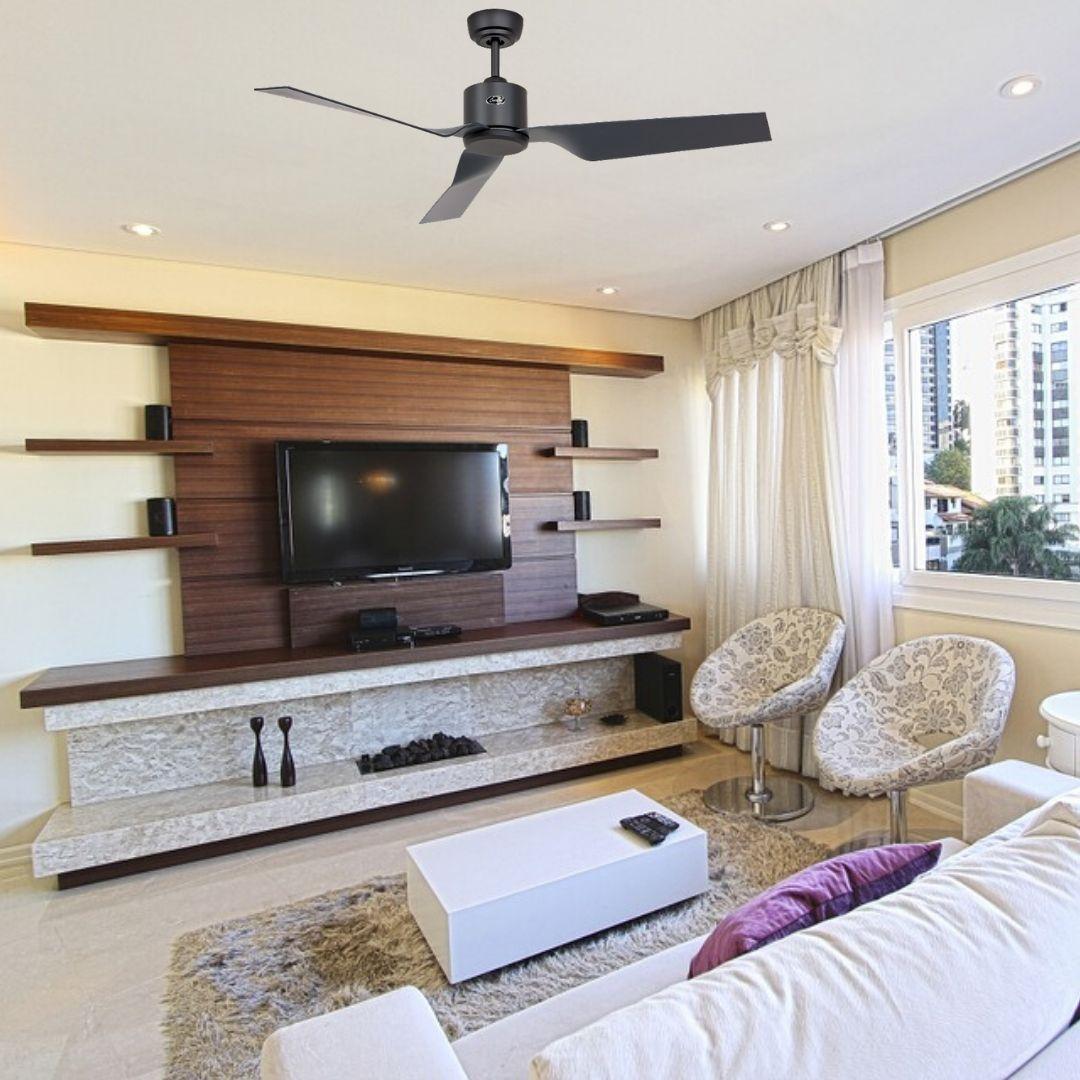 ventilateur de plafond eco dynamix casafan