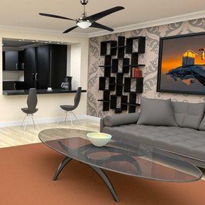 ventilateur de plafond mirage noir casafan