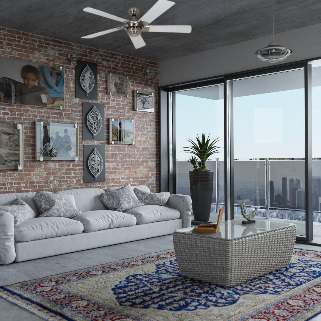 ventilateur plafond rotary