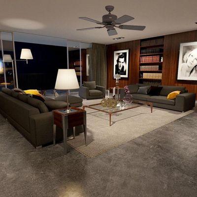 ventilateur de plafond elements casafan