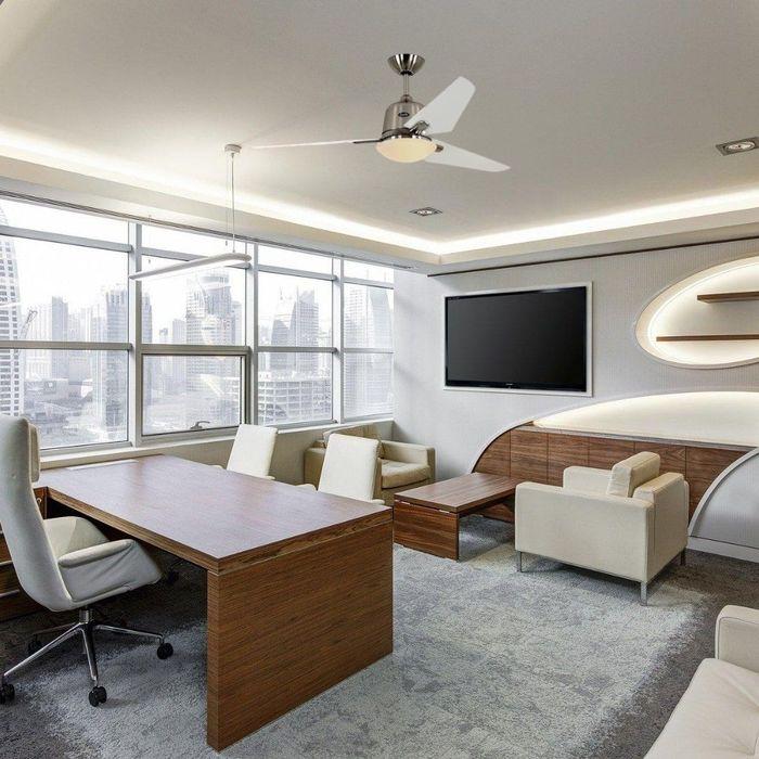 ventilateur plafond lumière aviatos