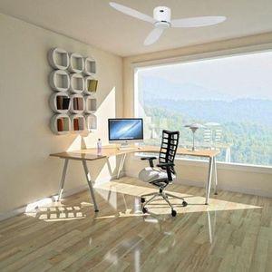 ventilateur plafond plafond bas plano