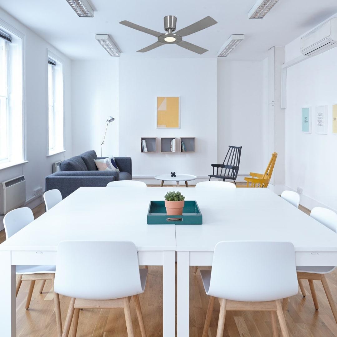 ventilateur plafond casafan eco disk