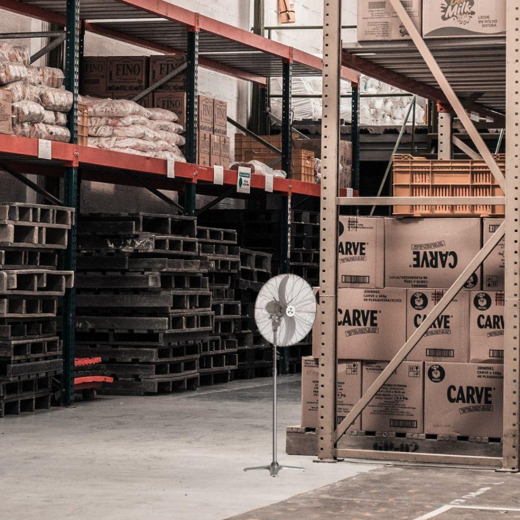 ventilateur sur pied mw2 Eco casafan