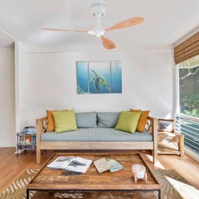 Helico Paddle Ventilateur plafond