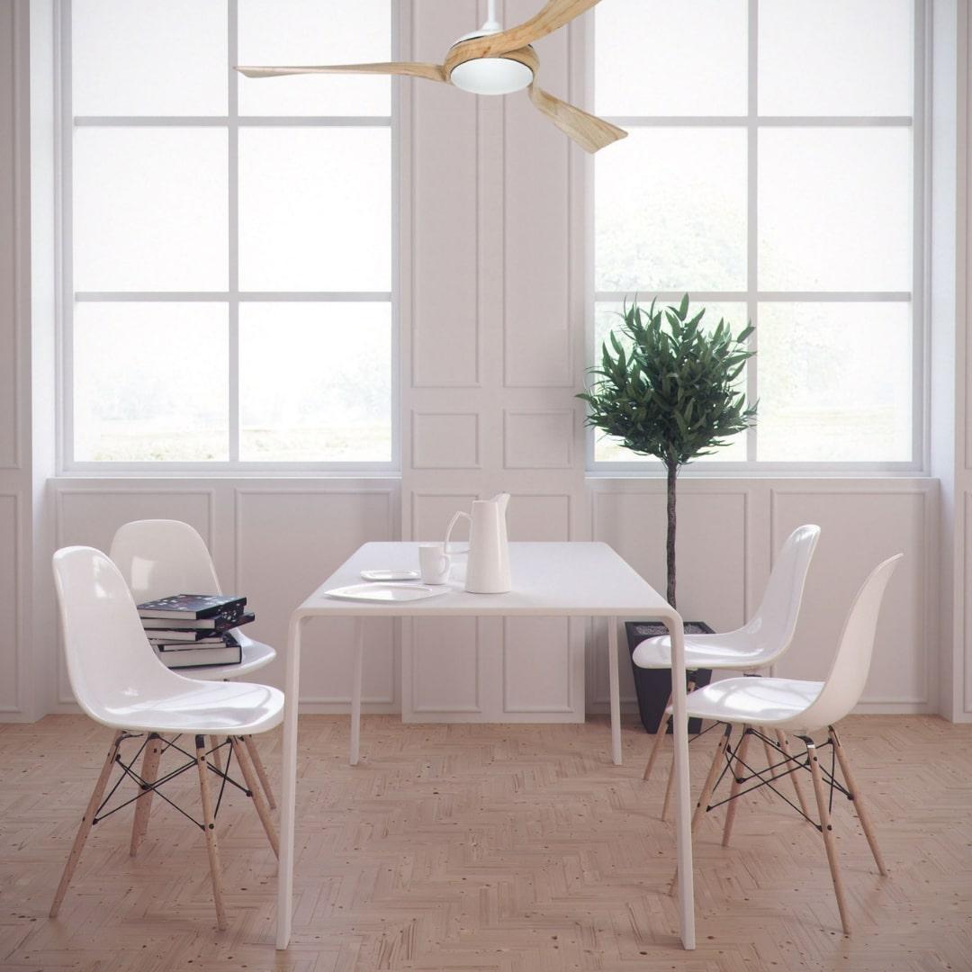 ventilateur de plafond eco interior casafan