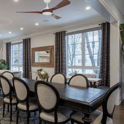 ventilateur plafonnier eco interior casafan